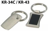 พวงกุญแจ โลหะ KCLMT-KR-34C,KR-43