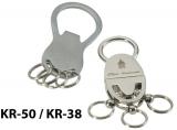 พวงกุญแจ โลหะ KCLMT-KR-50,KR-38