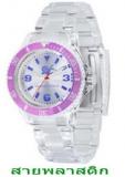นาฬิกาข้อมือแบบเข็ม WTH_1868-CSR-ม่วง-S-194