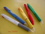 ปากกาพลาสติก 2 ไส้